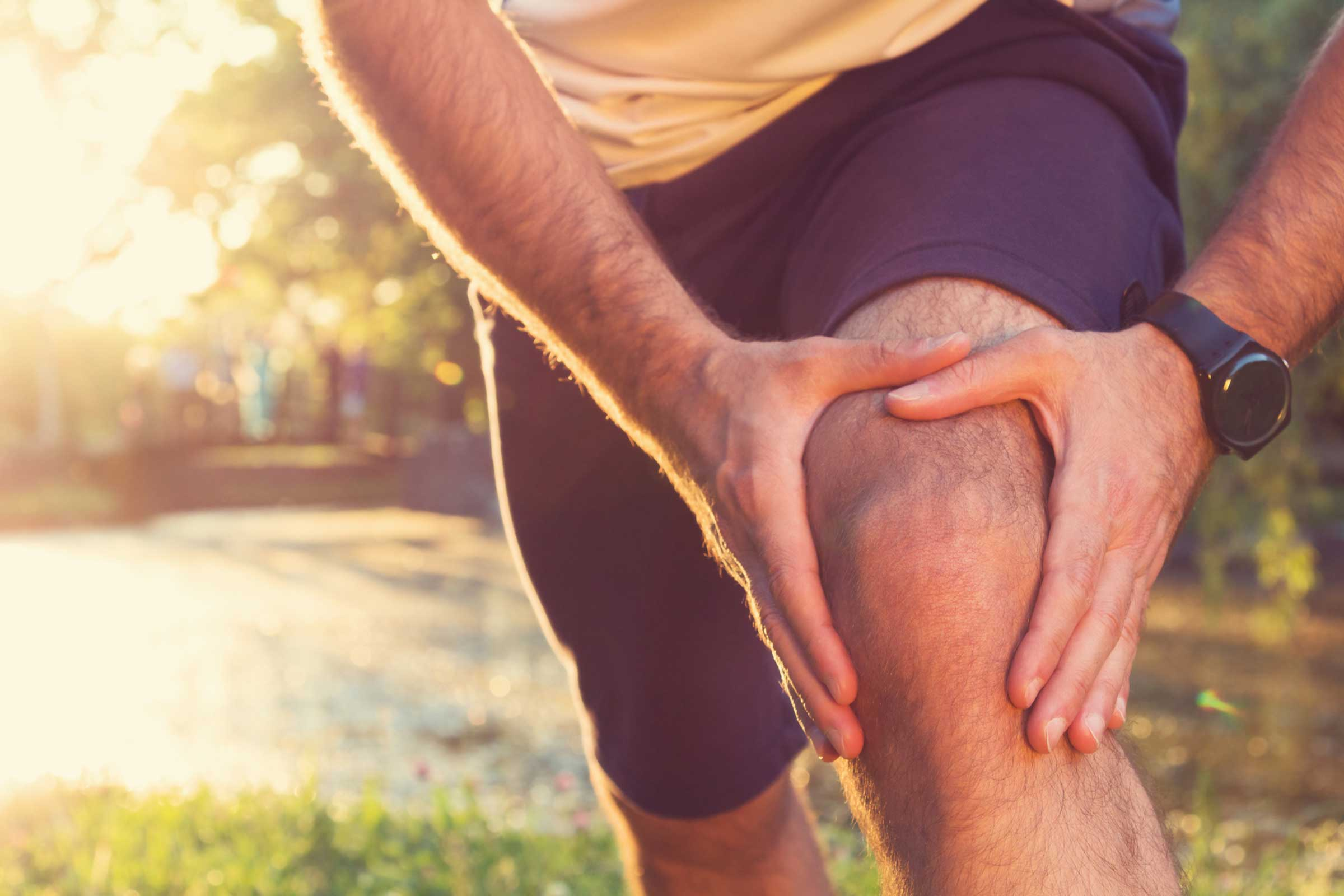 How To Treat Old Leg Pain Without Medicine