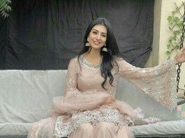 Pakistani Actress Sarah Khan Barat Bridal Pictures 2020