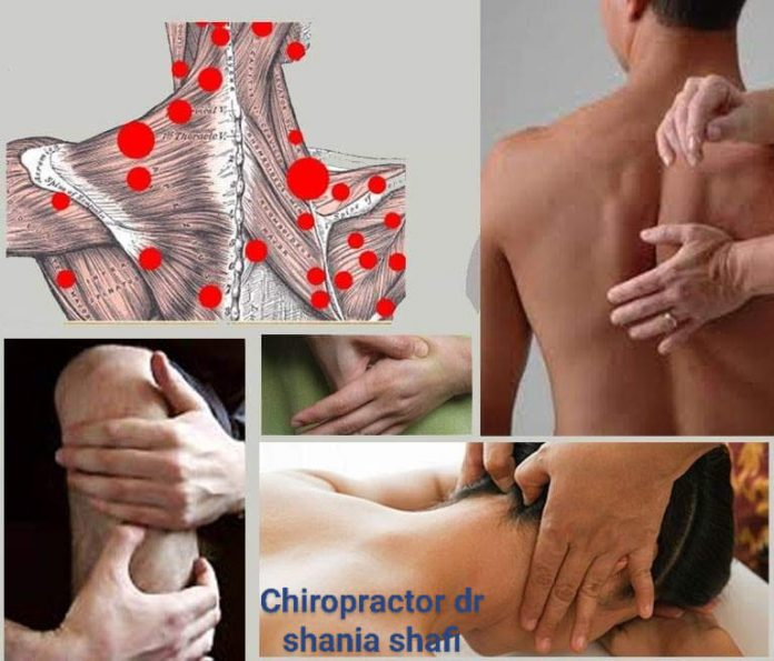 Best Chiropractor Doctor Shania Shafi in Islamabad