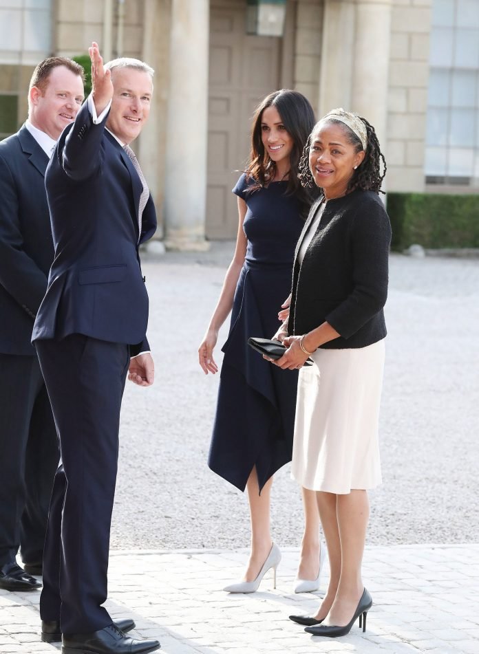 Meghan Markle, Duchess of Sussex Mother live with her in Home