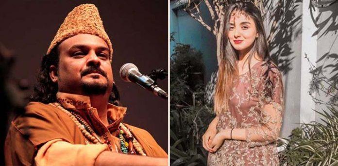 Amjad Sabri Daughter Hoorain Sabri Biography