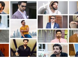 Male Pakistani actors