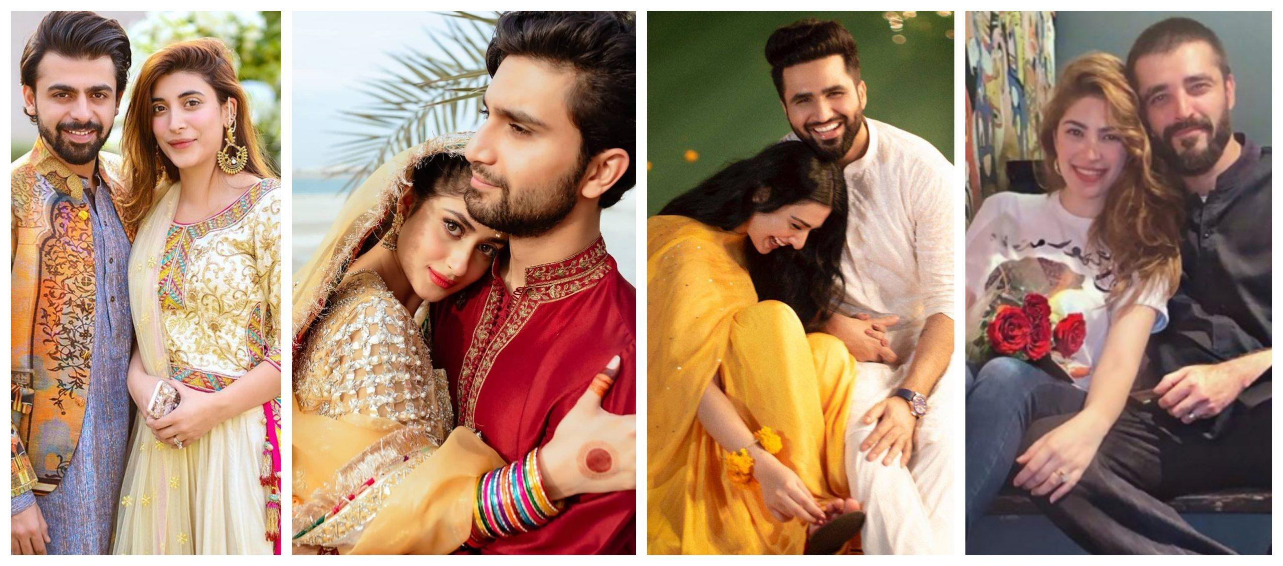 Top 10 Best Couples in Pakistan TV Showbiz Industry