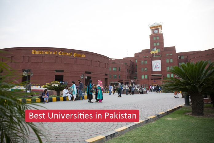 7 Top Rated universities for MBA in Lahore