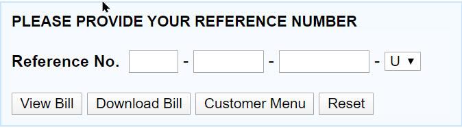 Lesco Duplicate Bill Print Online Through Customer id 2020