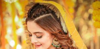 Pakistani Traditional Wedding Dresses for Females