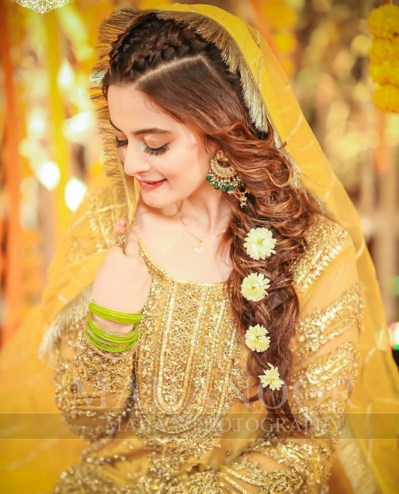 Pakistani Traditional Wedding Dresses for Females