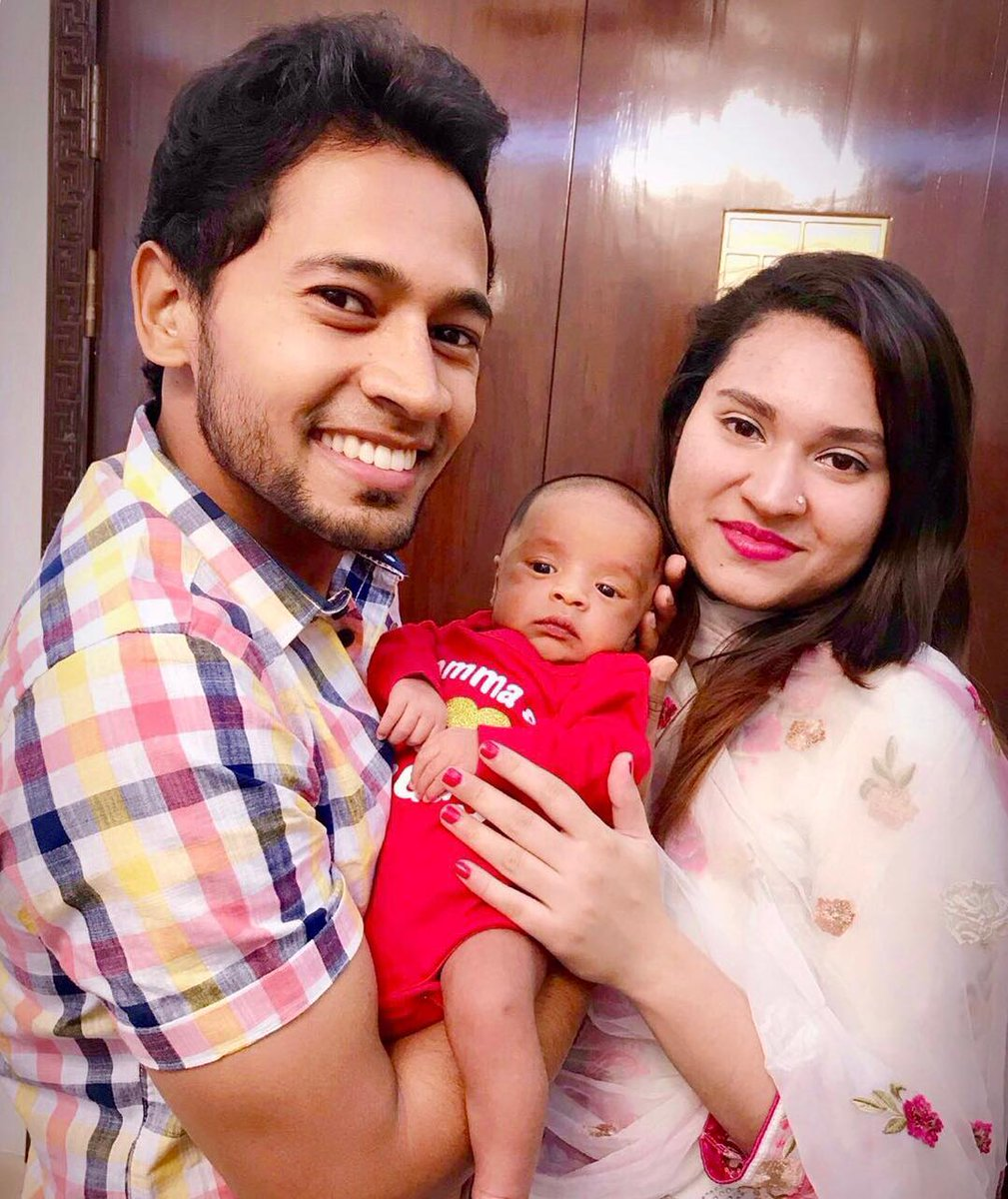 Bangladeshi Cricketers and their wives pictures