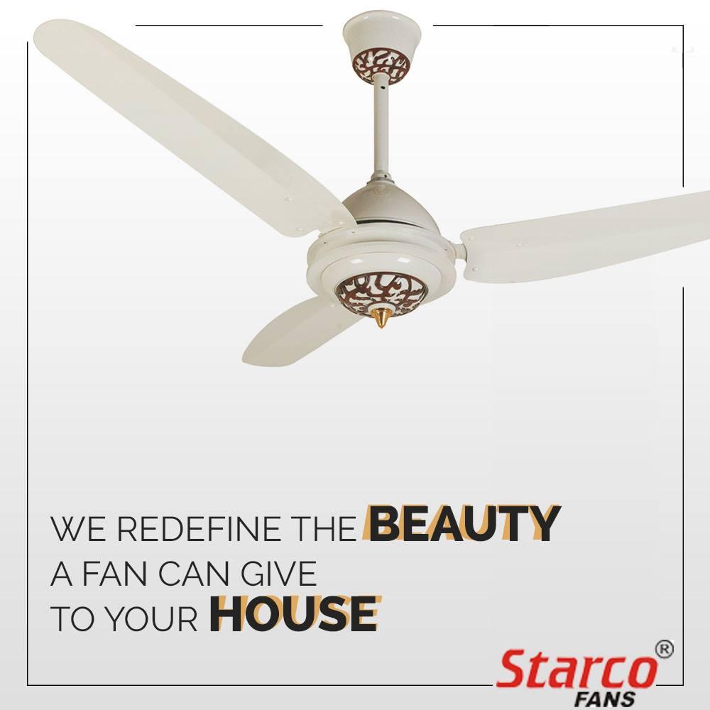 STARCO Ceiling Fan