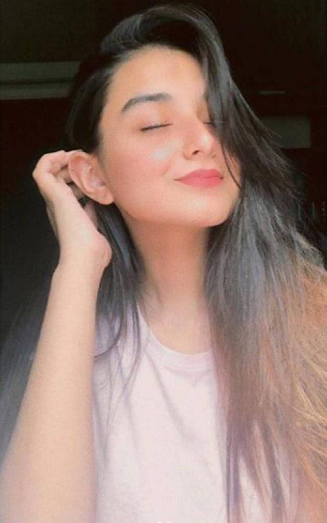 Sabri's daughter Name Hoorain