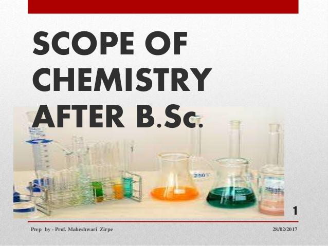 Scope of Master in Chemistry in Pakistan, job, Salary