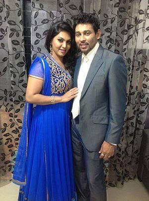 Srilankan Cricketers wives