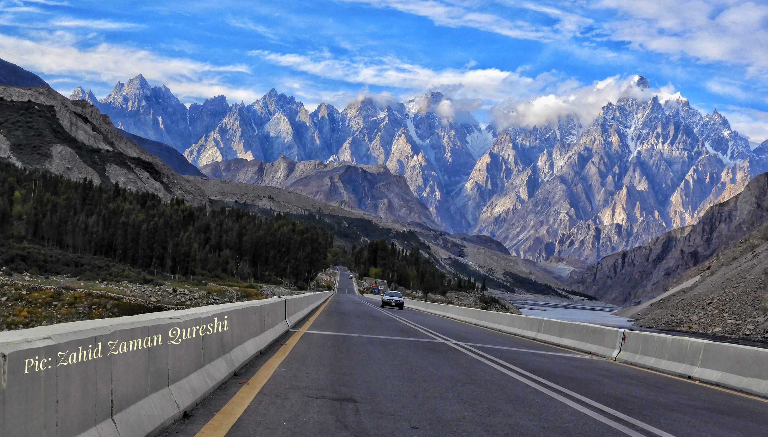 Hunza Valley The Best Place to Visit  With your Family