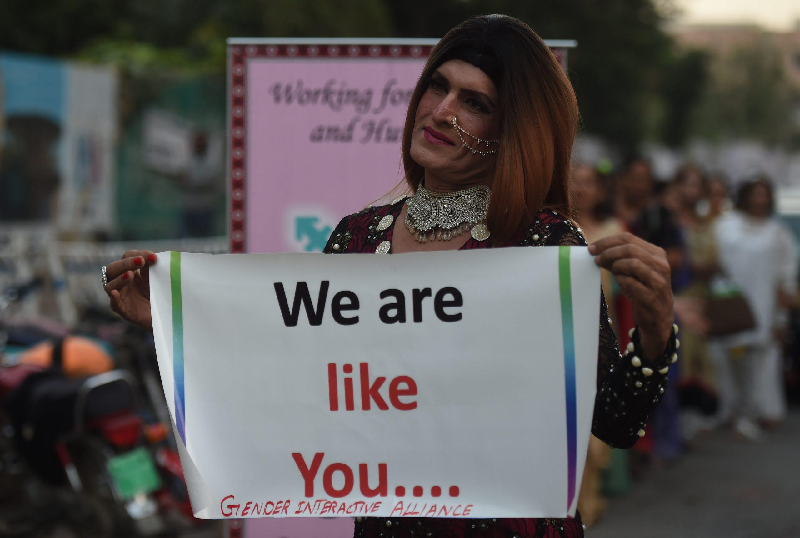 Initiative Pakistan Government for Transgender Community