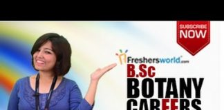 Scope of Masters in Botany in Pakistan, job, Salary