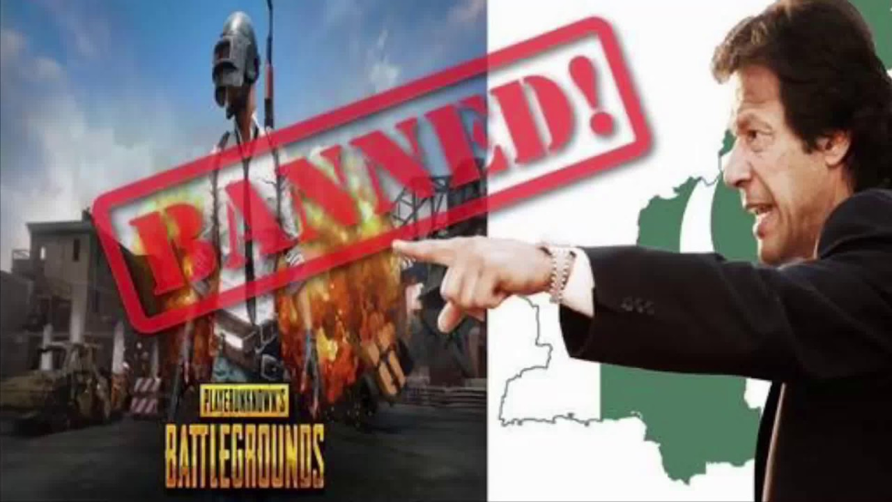 The Reason Behind Why Pakistan Banned PUBG?