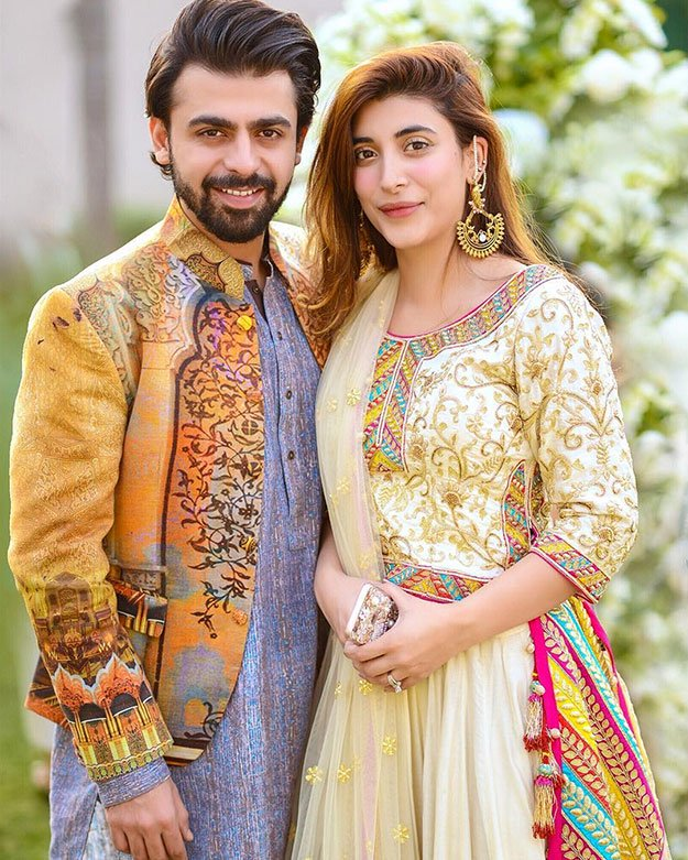 Couples in Pakistan TV