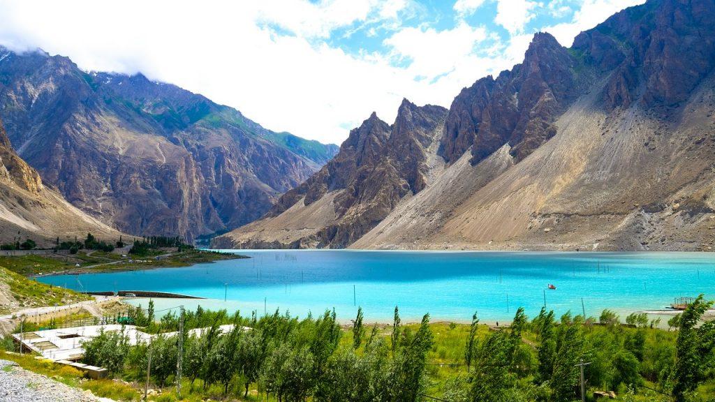 Attabad Lake: