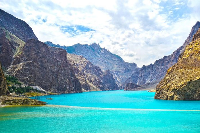Attabad Lake best time to visit with family