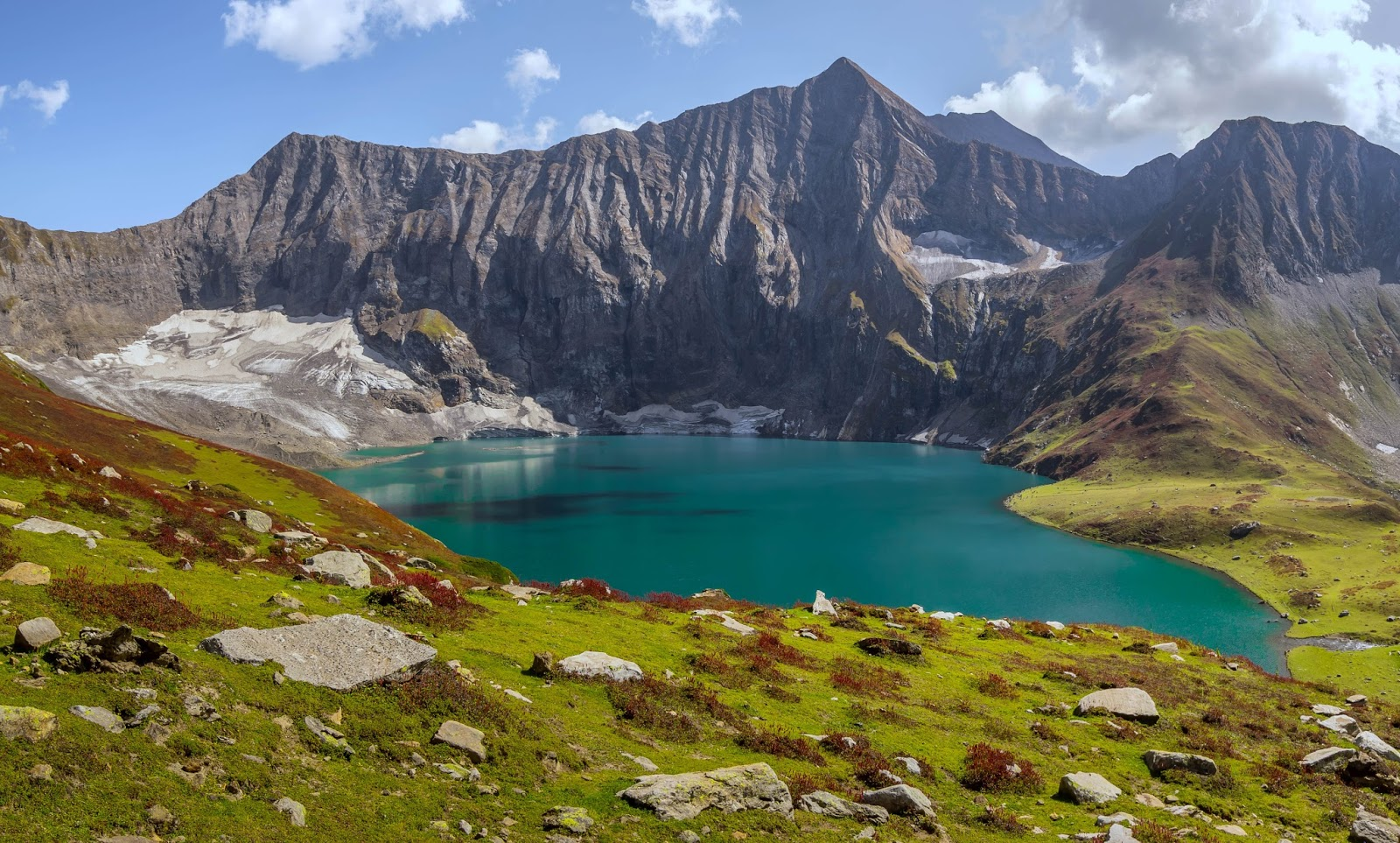 Best Time To Visit Ratti Gali Lake in Pakistan