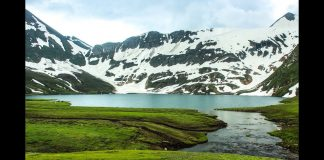 Best Time to Visit Dudipatsar Lake in Pakistan with family