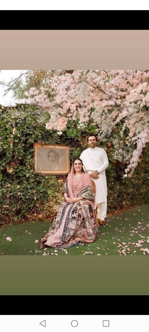 Bakhtawar Bhutto Zardari Fiance Pictures