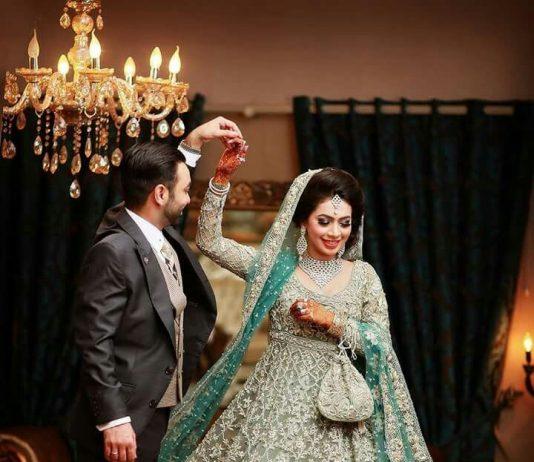 Pakistani Bridal Walima Dresses