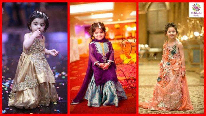8 Beautiful Kids Party Wear Dresses In Pakistan 2021