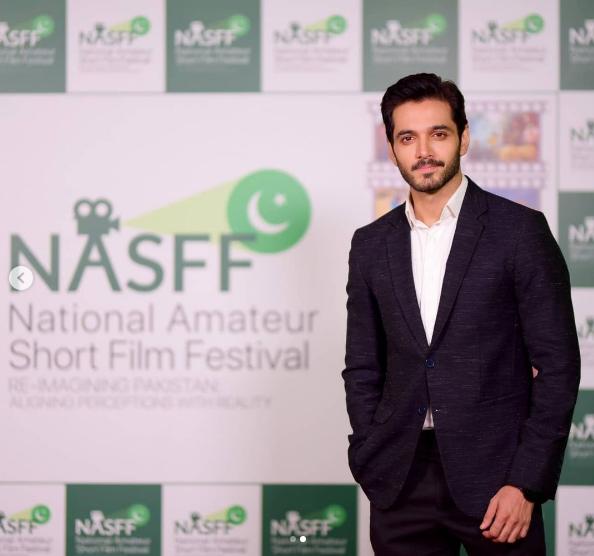 Wahaj Ali in NASFF