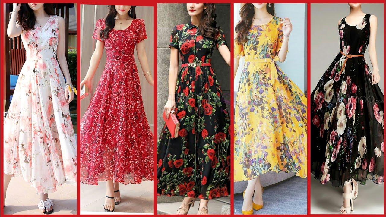 12 New Designer Summer Dresses in Pakistan 2021