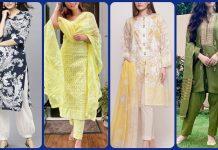 Shalwar Kameez designs in Pakistan