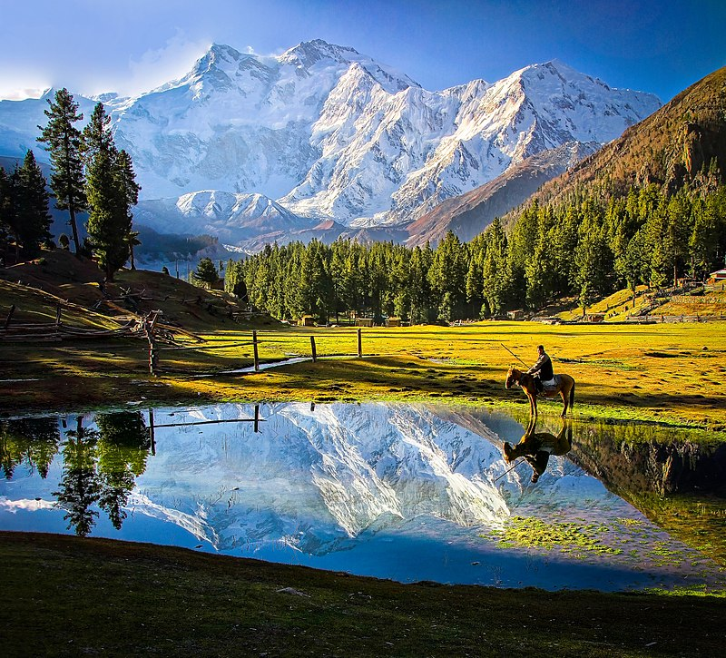 6 Best Honeymoon Places for Couples in Pakistan 2021