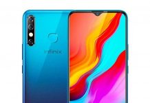 Hot 8 Infinix Price in Pakistan with Full Specification
