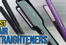 Best Hair straightening irons