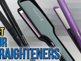 Best Hair straightening irons