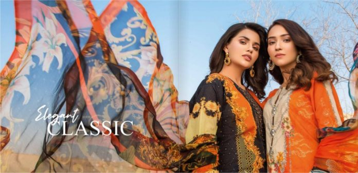 Bareeze Summer Lawn Collection in 2021