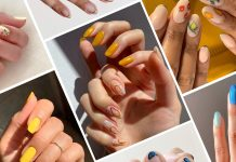 Best Nail Paint Designs for girls on EID in Pakistan 2021