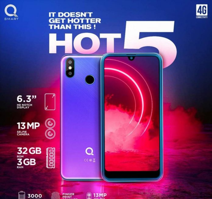 Q Mobile Price in Pakistan