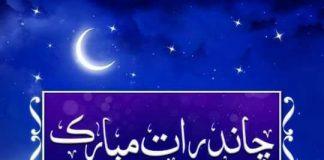 Chand Rat Mubarak Quotes