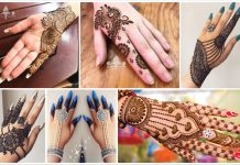 Easy Mehndi Designs For Eid