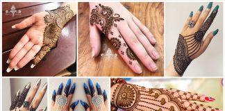 Easy Mehndi Designs For Eid