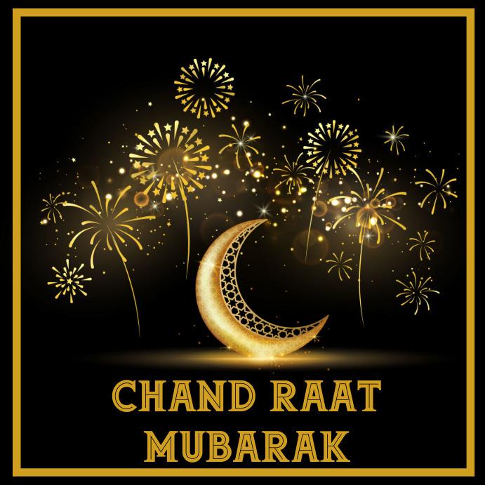 Chand Rat Mubarak Instagram