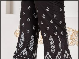 Lawn New Trouser Designs for Women in Pakistan 2021