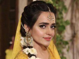 Pakistani Bridal Hairstyles For Mehndi 2021
