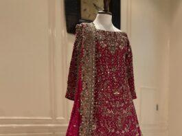 Barat dress designs in Pakistan