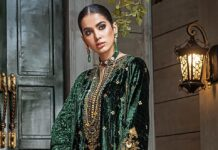 latest gul ahmed winter collection